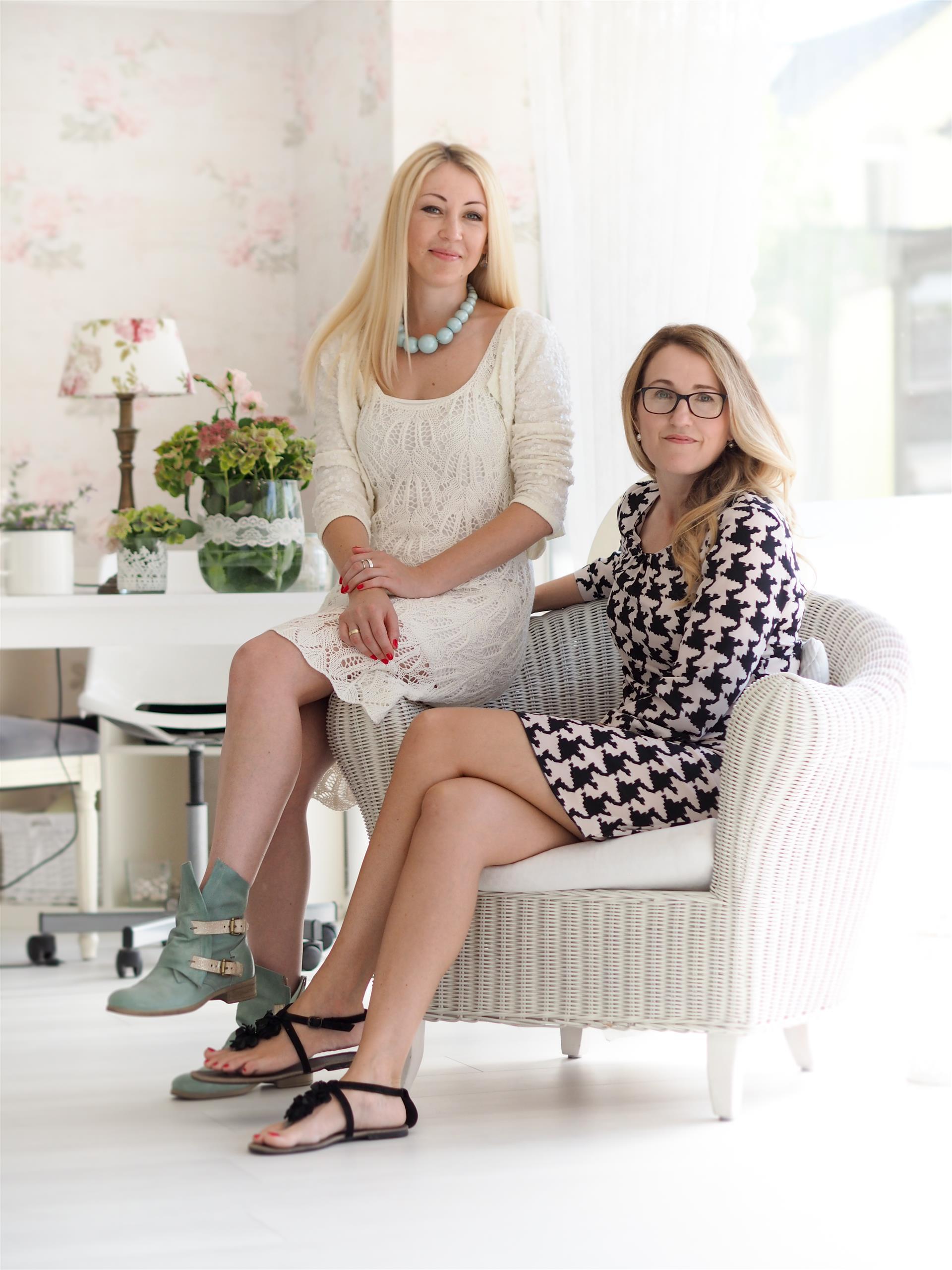 Vitalina Fuchs & Anna Penner